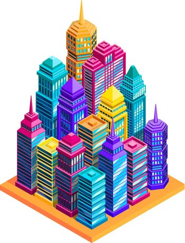 City Buildings Concept