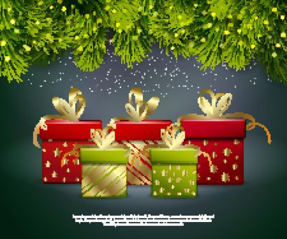 Christmas Gifts Poster