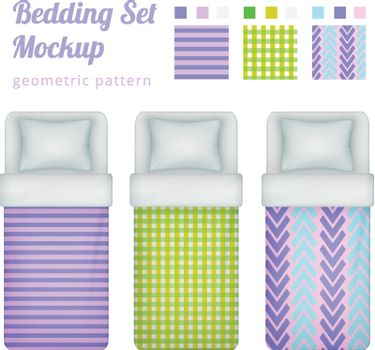 Bed Linen Patterns Collection