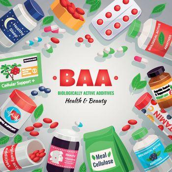 Biologically Active Additives Background