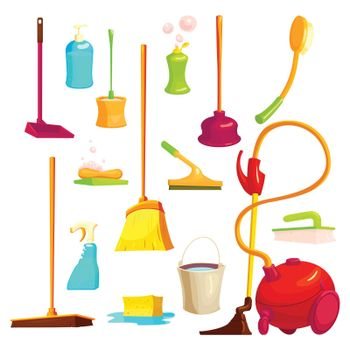 Cleaning Elements Set
