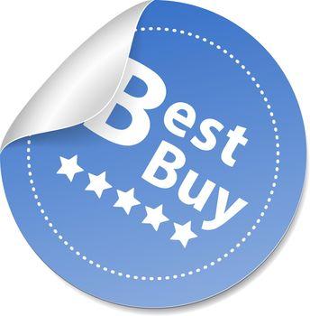 Best buy sticker