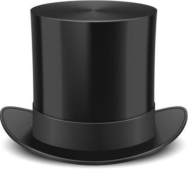 Top Hat vector illustration