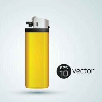 Gas Lighter Background