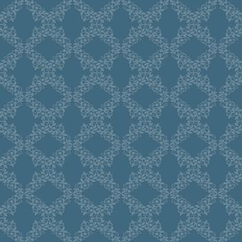 Classic vintage wallpaper pattern