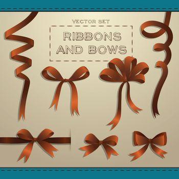 Ribbons And Bows Set