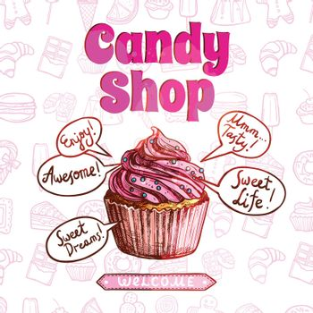 Candy Shop Poster