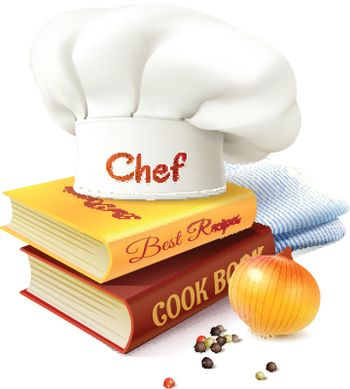 Chef And Cooking Concept