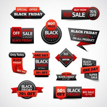Black Friday Discounts Set