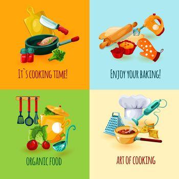 Cooking Design Concept