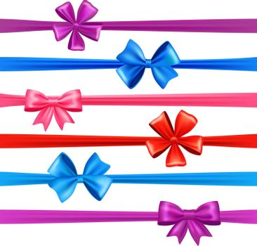 Bows And Ribbons Set