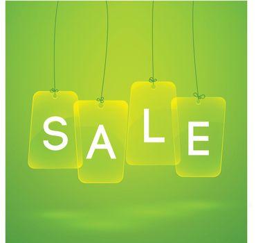 Word Sale Background