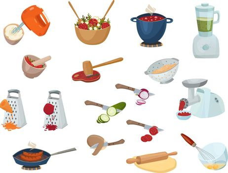 Cooking Process Set