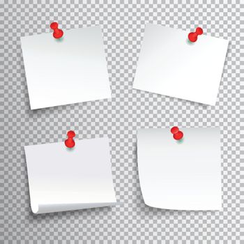 Pinned Paper Set