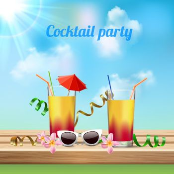 Cocktail Party Celebration