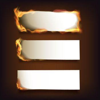 Burning Paper Set