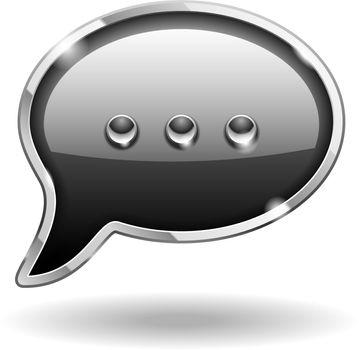 Bubble Talk Icon