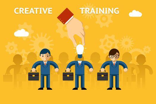 Creative training