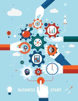 Business and entrepreneurship business start