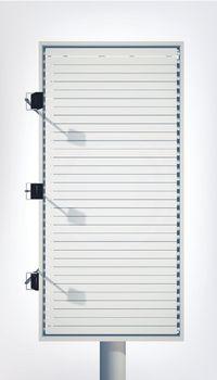 Commercial Light Vertical Billboard