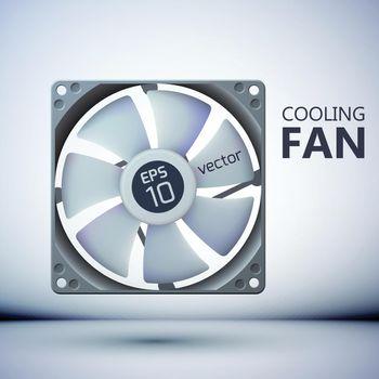 Computer Cooling System Design Concept