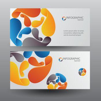 Business Digital Horizontal Banners