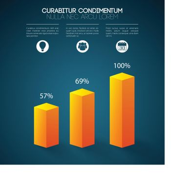 Business Graph Infographics
