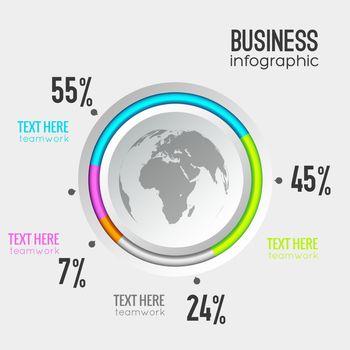 Business Circle Diagram