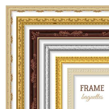 Frame Baguettes Set