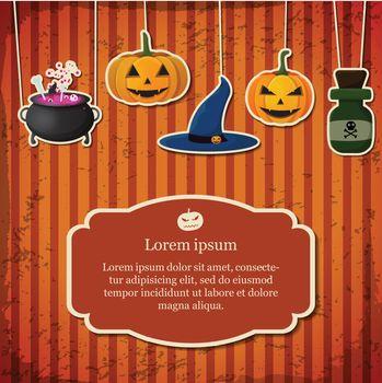 Festive Halloween Poster