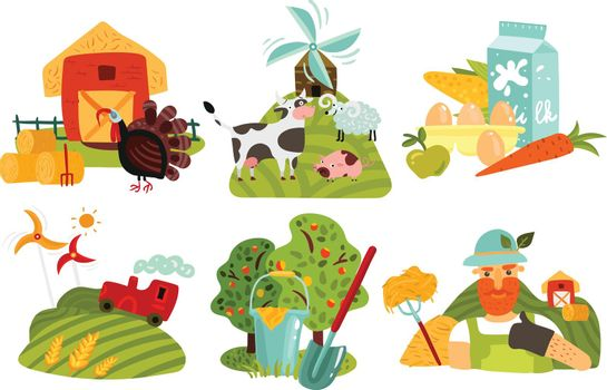 Farm Design Concept
