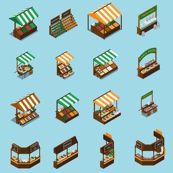 Farm Market Stall Set
