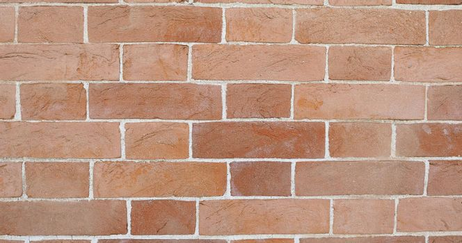 wide 4K red brick wall background