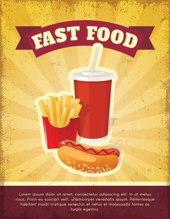 Fast Food Composition