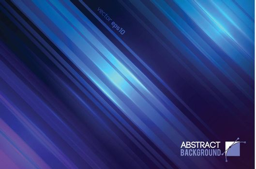 Futuristic Motion Abstract Background