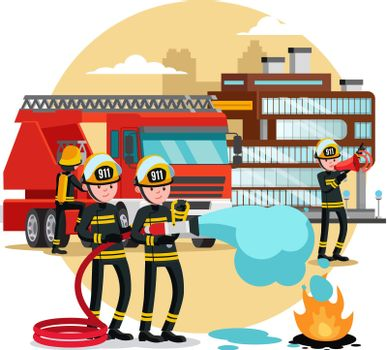 Fire Protection Template