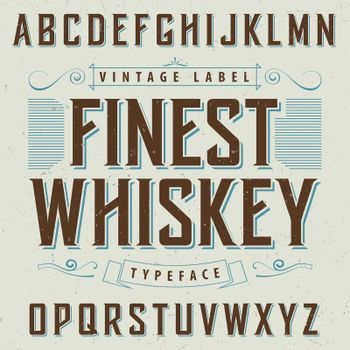Finest Whiskey Poster