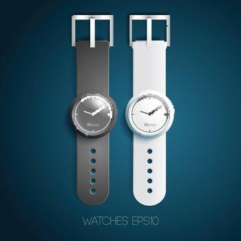 Mechanical Watches Design Concept