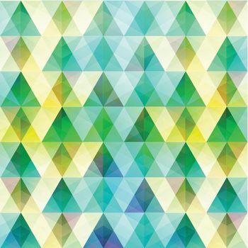 Geometric Colorful Template