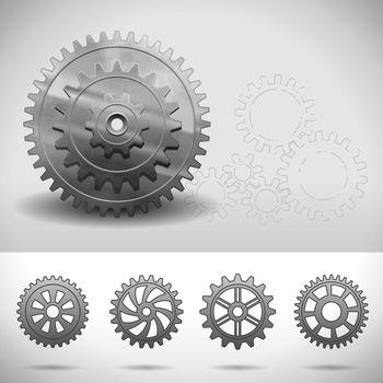 Gear Wheels, Cogwheels