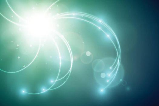 Futuristic Light Template