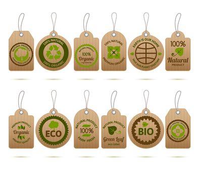 Ecology Cardboard Tags
