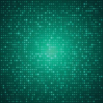 Elegant Technical Abstract Background Poster