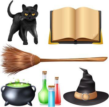 Halloween Magic Set