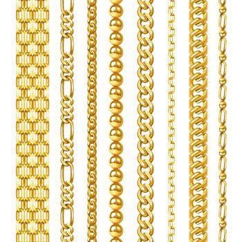 Golden Chains Set