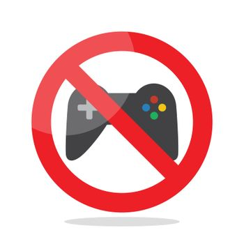 No computer games