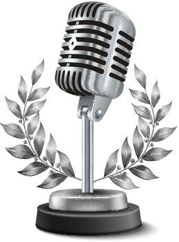 Gold Microphone Award
