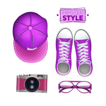 Gumshoes Hipster Set