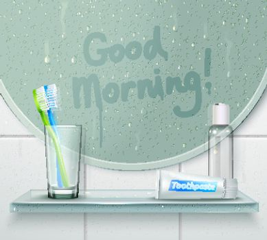 Good Morning Wash Composition