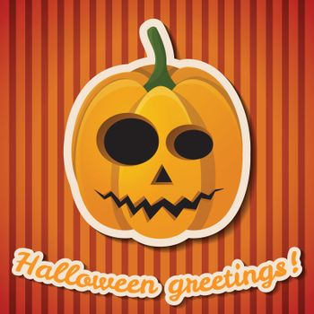 Halloween Party Festive Poster